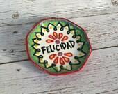 Felicidad Ring dish