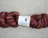 SALE! - Designer Sock Yarn Destash - 560yd - Dizzy Blonde Studios Superwash Sock - Woecake