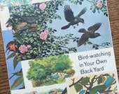Song Birds in the Garden Vintage Nature Collage, Scrapbook and Planner Kit Number 2103