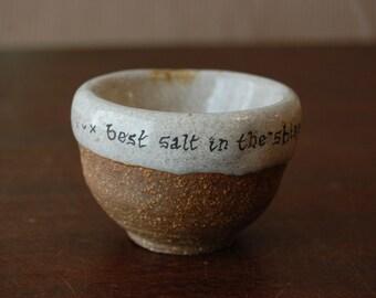 Best Salt in the Shire Salt Cellar