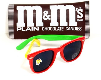 M&M's Sunglasses in Case