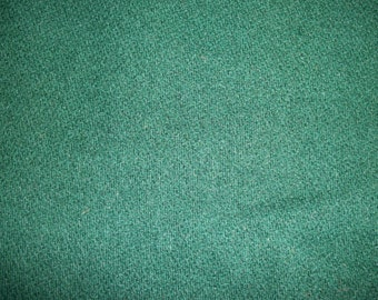 Light Blue. As-Is Wool.  Rug Braiding. Applique. Spring. Primitive.