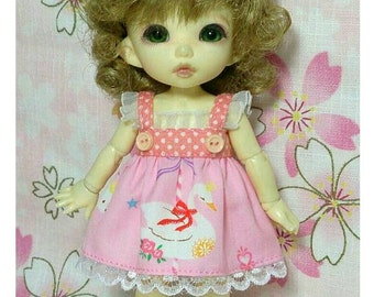 Swan Dress for Lati Yellow, Pukifee