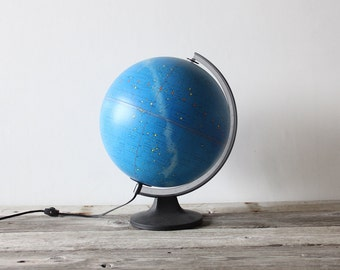 Light Up Illuminated Celestial Globe