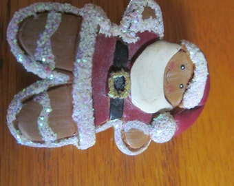 ginger bread santa