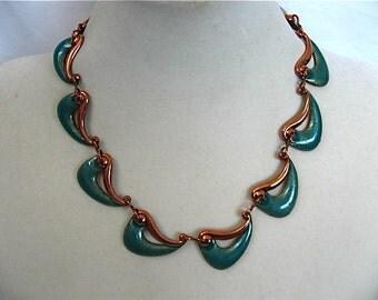 Vintage Matisse Necklace