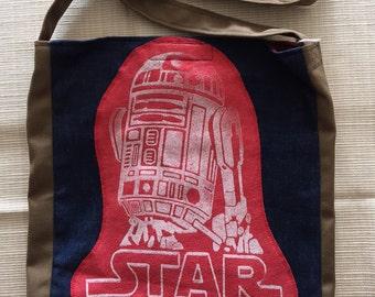 R2D2 tshirt bag