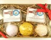 Handmade Soap & Bubble Bar Gift Set
