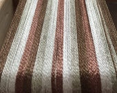 Weaving kit-kitchen towels, table runner, placemats-Floor loom-Hand woven-Plain weave or twill