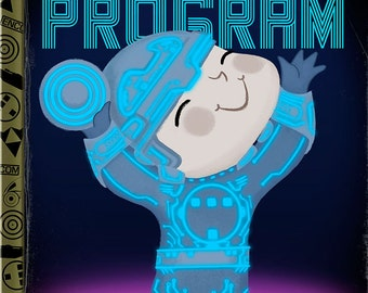 The Little Program - 8x10 PRINT