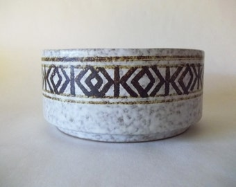 Pottery Craft / Treasure Craft California Pottery Planter Bowl, Inspired by Robert Maxwell, Compton, CA, USA 1960s-1970s