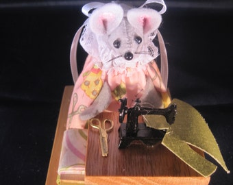 Mouse Sewing