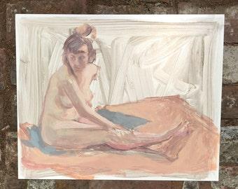 Figure study 2 - original painting