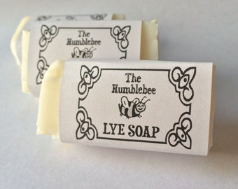 SAMPLE SIZE: Old-Fashioned Lye Soap