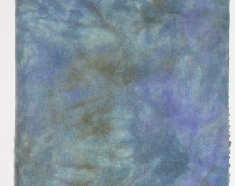 HYDRANGEA spot-dyed wool for rug hooking, quilts, appliqué
