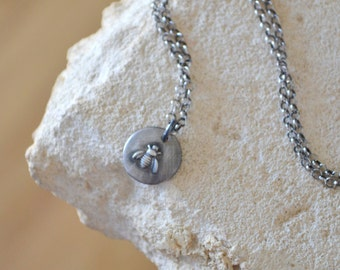 Bumble Bee Summer Necklace