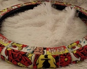 Exclusively Iron Man * Marvel Comics * Steering Wheel Cover * Avengers
