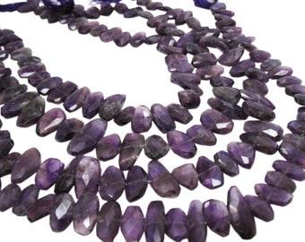 Amethyst Beads, Amethyst Nuggets, February Birthstone, SKU 4231A