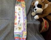Plastic Bag Holder Sock, Southwest Indian Design Print