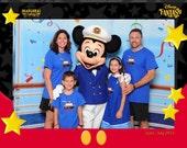 Disney Cruise Line t-shirt Adult size NEW DESIGN