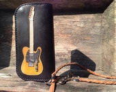 Free Shipping!!!New!!!!! Special Edition Men Wallet Telecaster Guitar