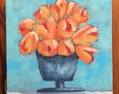 Tulips L'orange