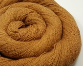 Cashmere Blend Yarn - Recycled Lace - Cashmere Yarn - Camel 50514
