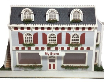 Complete Kit - Quarter Inch Victorian Store