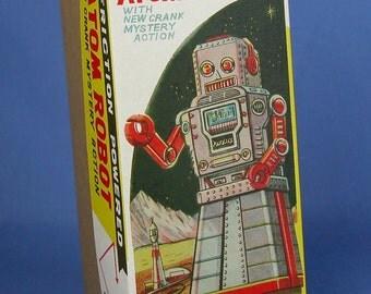 BOX only for the Yoshiya Atom Robot