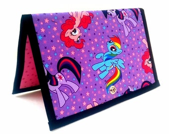 Knitting Crochet Pattern Holder - miPattern Wallet Chart Keeper - My Little Pony