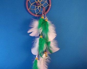 Purple Dream Catcher  Native American Made