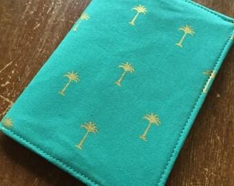 Fabric Passport Cover - Tropical Dream