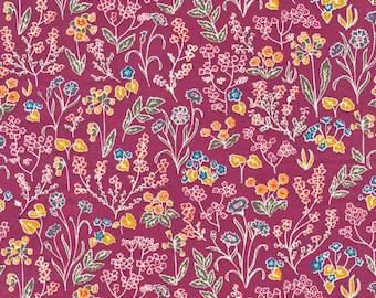 Liberty Fabric  Tana Lawn Tess and Rosa C One Yard