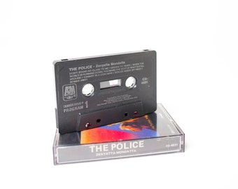 The Police - Zenyatta Mondatta De Do Do Do, De Da Da Da