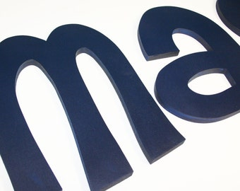 24 Inch Painted Wooden Wall Letters