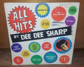 All the Hits by Dee Dee Sharp Vintage Vinyl Album