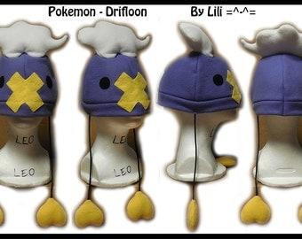 Pokemon Hat - Drifloon
