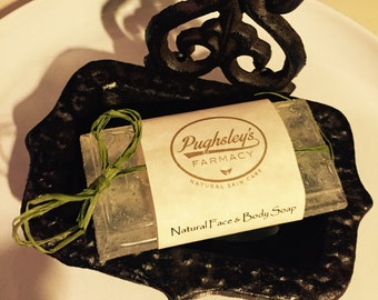 Natural Glycerin Face and Body Soap