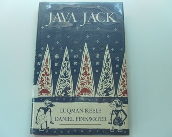 Java Jack by Luqman Keele and Daniel Pinkwater 1980 first edition