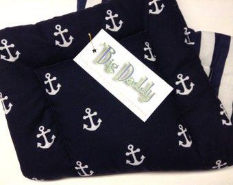 The Big Daddy - the ULTIMATE nip-filled experience - Be My Anchor (Navy)