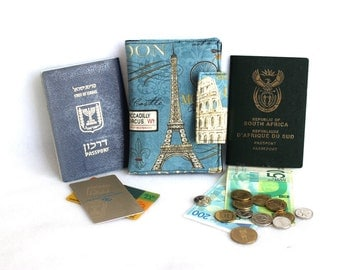 passport holder - passport case - passport wallet - travel wallet - passport organizer - passport cover - passport holder for two passports