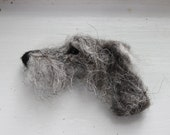 Needle Felted Lurcher  Dog Brooch/Pin