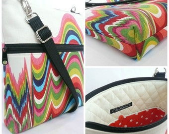 Lucy Bag, By Marilyn, clutch, purse, handbag, messenger, removable strap, cell phone, electronic, iPad, computer, travel