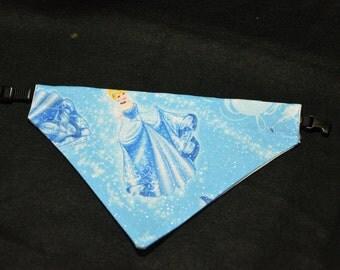 Cinderella Sparkle Bandana Collar Cover