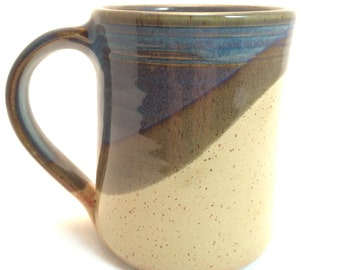 16. oz Ceramic Handmade Mug