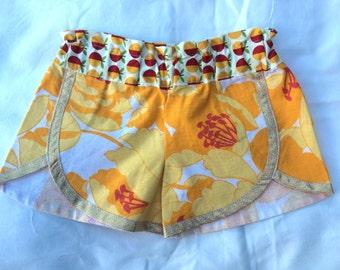 Girls shorts size 3