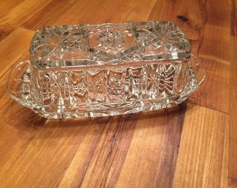Pass the Beautiful Vintage Butter dish, Please