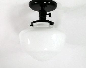 Ceiling fixture - Light Fixture- Hallway light-Semi flush light-Lighting-Ceiling Lamp - exposed Socket