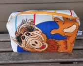 ALF Rectangular Zipper Pouch Recycled