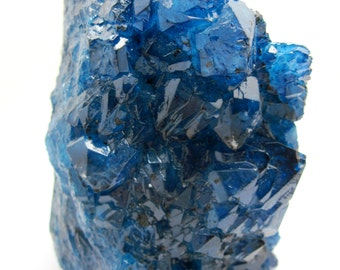 Premium BLUE Standing Amethyst Cluster, 2.9 LBS, Uruguay, Collectors, Crystals, Metaphysical, Feng Shui, Rock Hound, Spec BAM